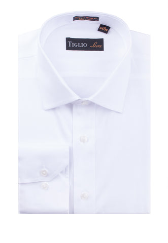 Dress Shirt - Barrel Cuff GENOVA-RC TIG2051