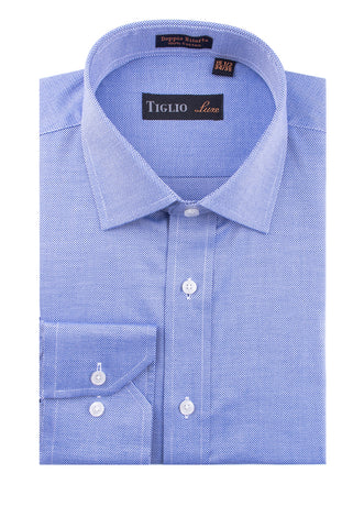 Dress Shirt - Barrel Cuff GENOVA-RC TIG2052