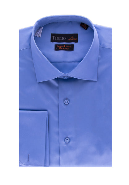 Dress Shirt - French Cuff GENOVA-FC TIG3013