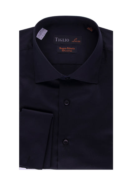 Dress Shirt - French Cuff GENOVA-FC TIG3014