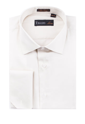 Dress Shirt - French Cuff GENOVA-FC TIG3015