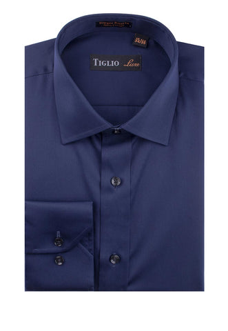 Dress Shirt - Barrel Cuff GENOVA-RC TIG3016