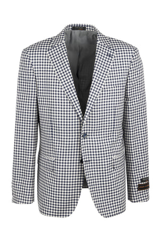 Dolcetto Modern Fit, Pure Wool Jacket by Tiglio Luxe Menswear TL61.911/1