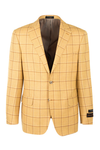 Dolcetto Modern Fit, Pure Wool Jacket by Tiglio Luxe Menswear TL7252F302/8