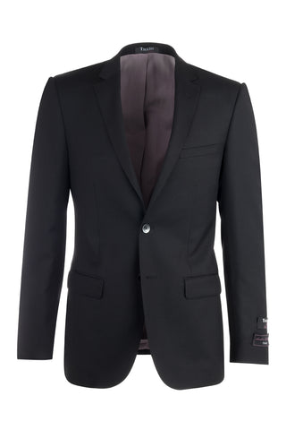Sienna Navy, Slim Fit, Pure Wool Jacket by Tiglio Luxe TS4132/2