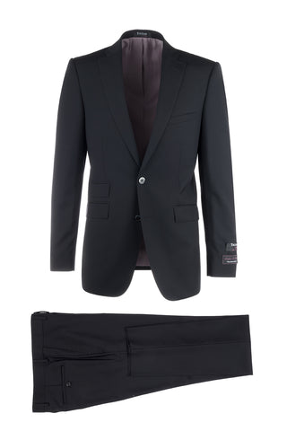 Molina Slim Fit, Pure Wool Suit by Tiglio Luxe TS6056/1