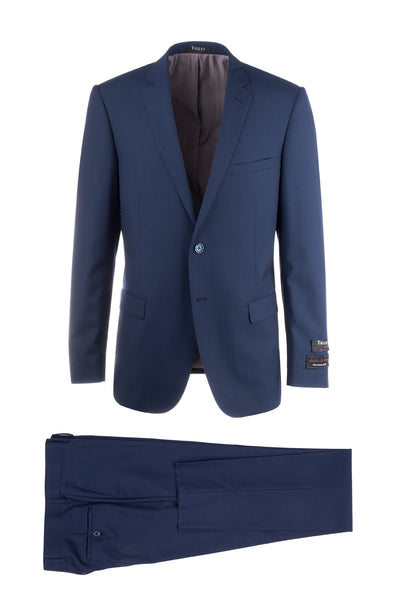 Sienna Slim Fit, Pure Wool Suit by Tiglio Luxe TS6056/5