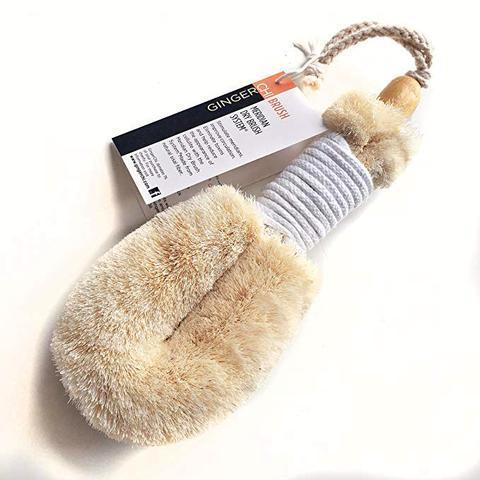 GingerChi Dry Body Brush