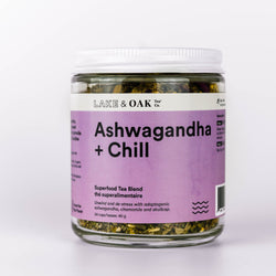 Ashwagandha Chill Tea
