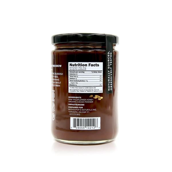 Beekeepers Cacao Honey