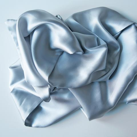Silk Beauty Pillowcase Silver