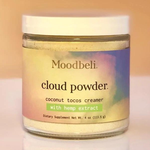 Cloud Powder & Hemp Extract Creamer