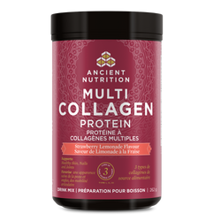 Multi Collagen Protein Strawberry Lemonade 262g
