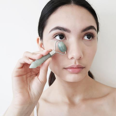 GingerChi Mini Jade Face Roller