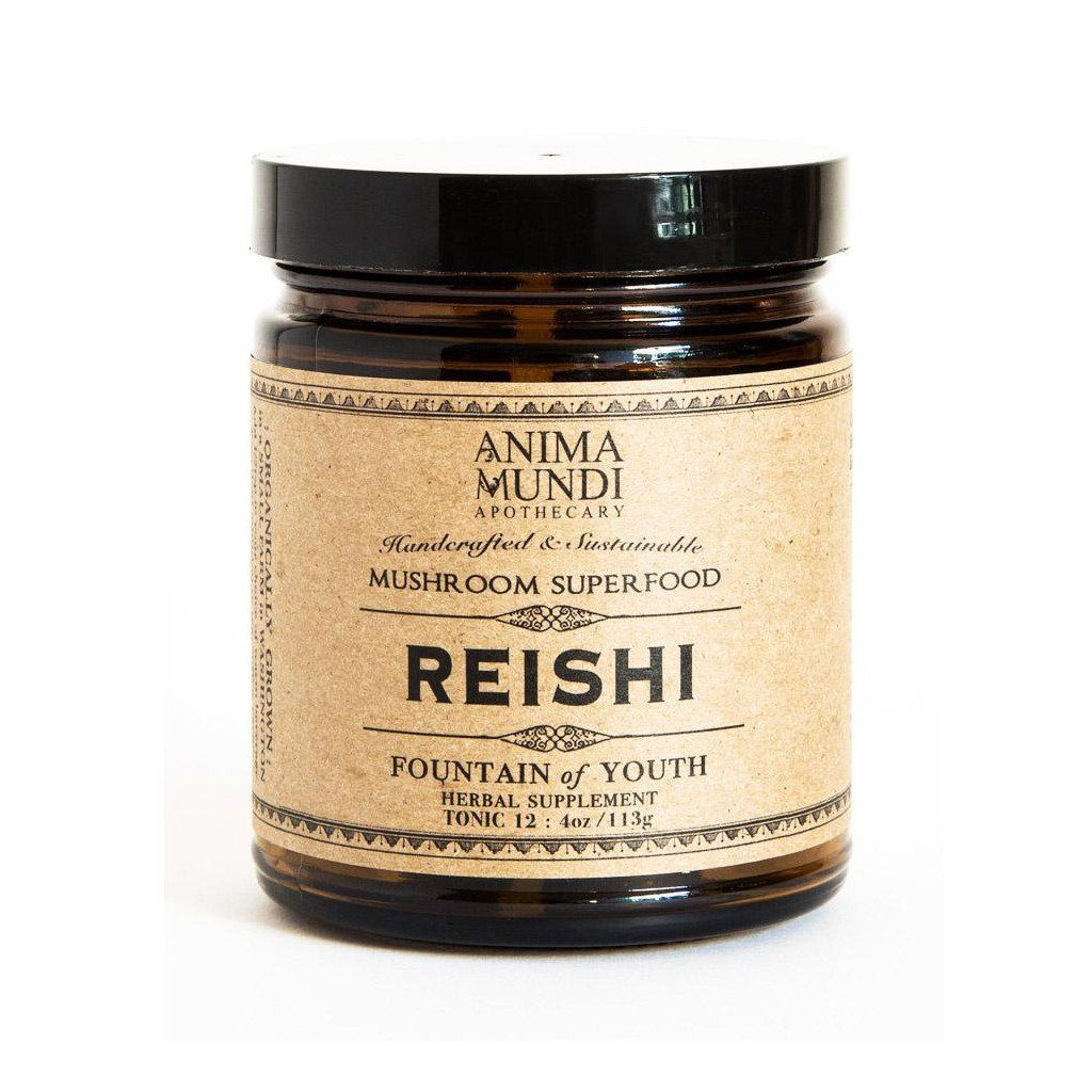Reishi Fountain of Youth