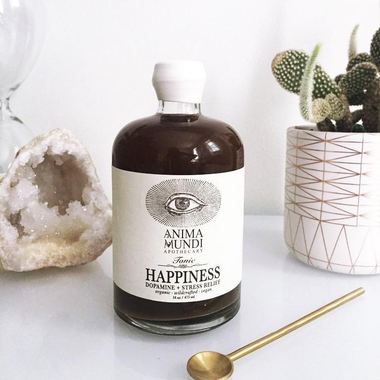 Anima Mundi Happiness and Stress Relief Tonic