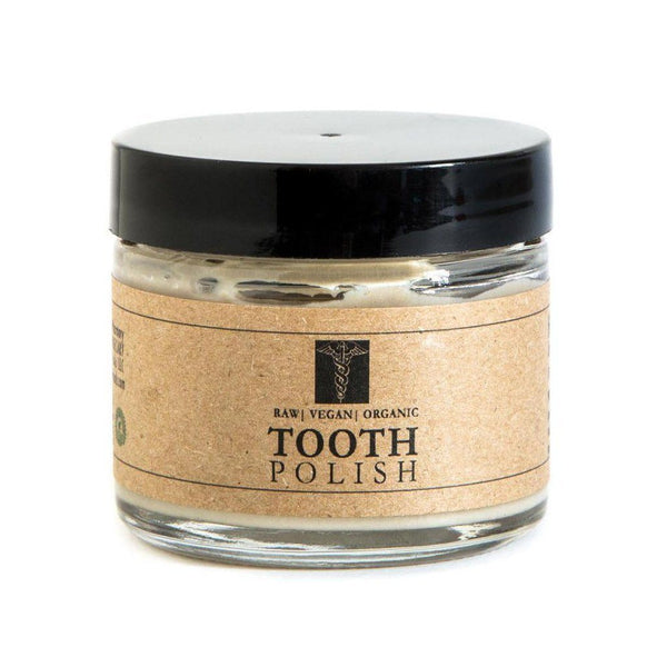 Vegan Toothpolish without fluoride