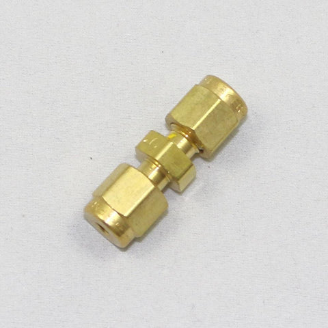"Flow Restrictor, 20CC +10 -5CC 1/8"" Union Yellow"