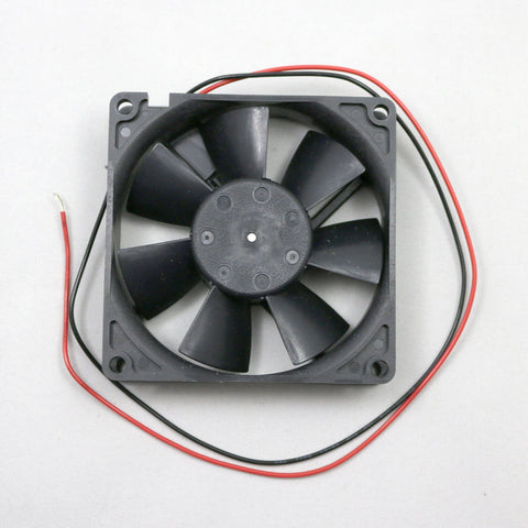 "Fan, 24VDC, 3.15"" Square, 35 CFM"