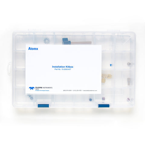 Atomx Installation Kit Box