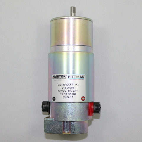 Motor DC-SVO Ground RDCN 12V