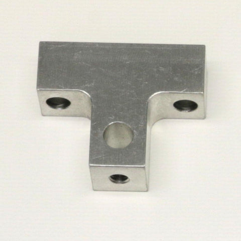 DC Arc Gap Holder, Aluminum