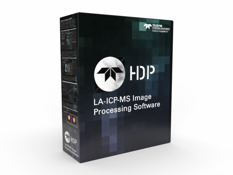 HDIP LA-ICP-MS Image Processing Software (Academic)