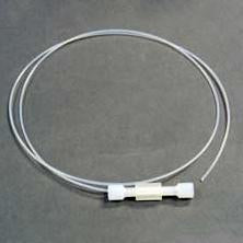 Extension Tubing Kit. Contains 3 ft. (0.9 m) of ETFE tubing with connector