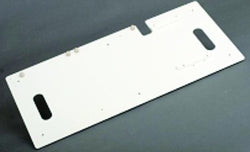 Rack Adapter Plate, 80 or 90 Position Sample/80 Position Collection
