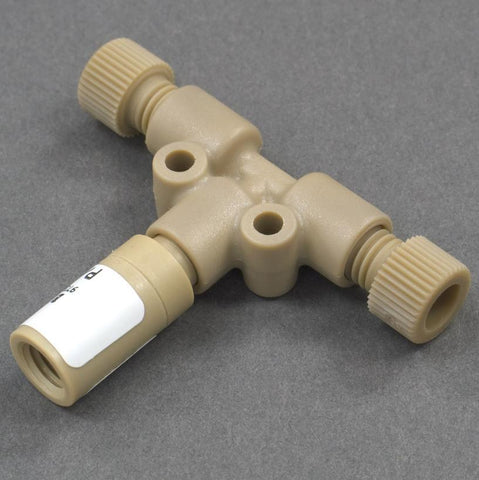 """T"" Fitting Kit with check valve"
