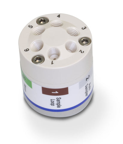 6-Port Valve for Aqueous Applications