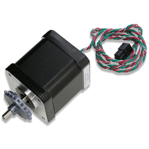 X-Axis Stepper Motor