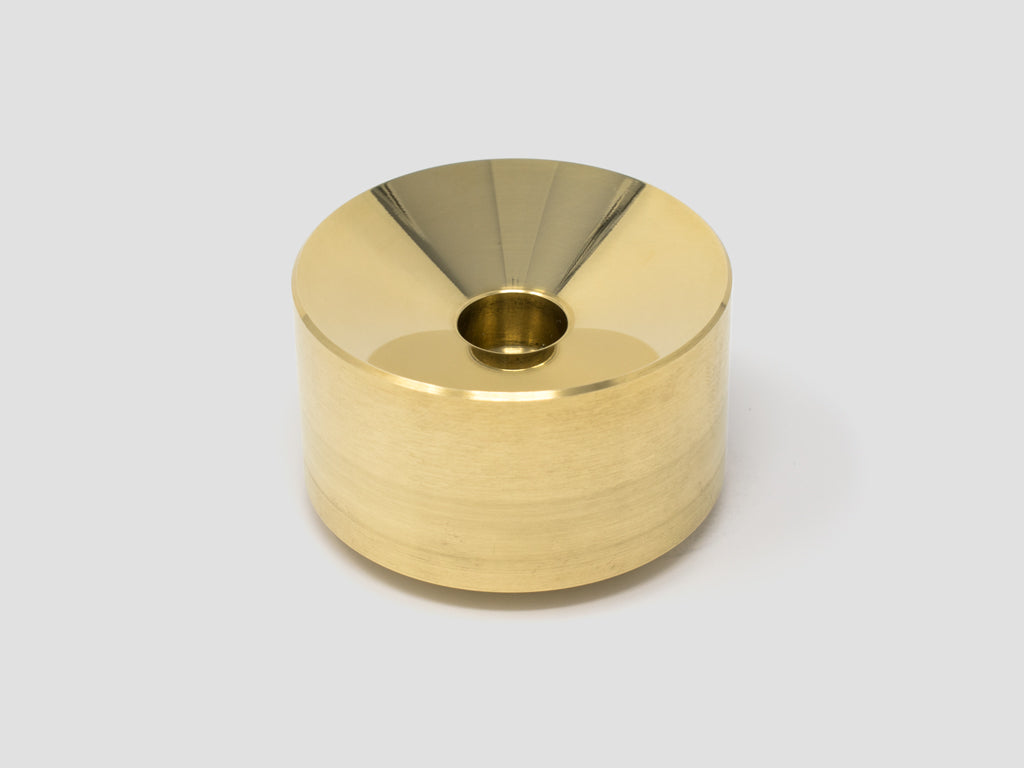 HEWN Brass Incense Burner