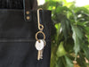 HEWN Leverage Key Hook in Satin Brass