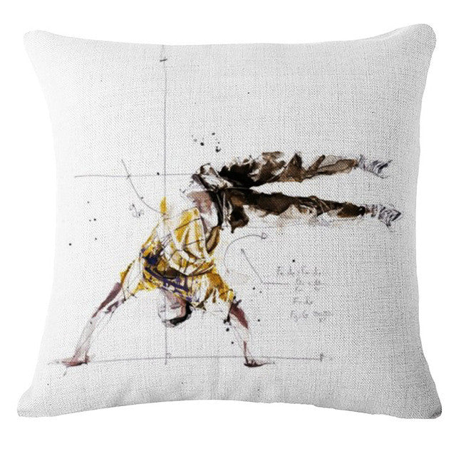 Bboy Pillows