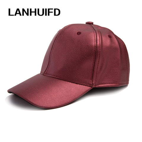 Leather Bboy Hat