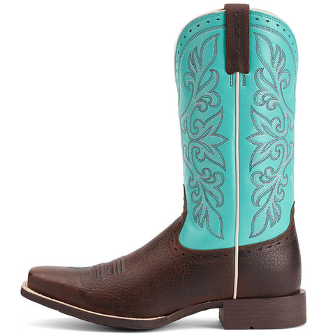 Ladies Ariat Brown Rundown 10012826