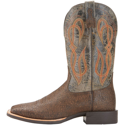 Men's Ariat Earthquake and Broken Slate Quantum Brander 10015280