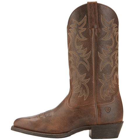 Ariat Wicker Brown Heritage Western 10015357