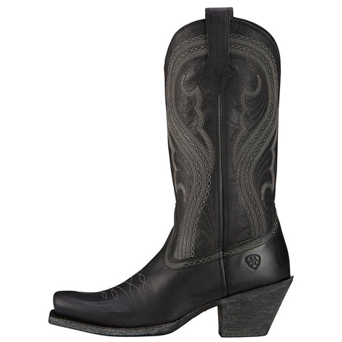Ladies Ariat Black Lively 10016356