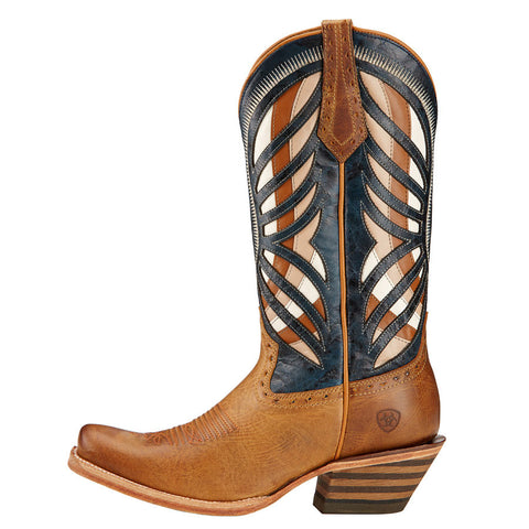 Ladies Ariat 10017395 Honey Gentry