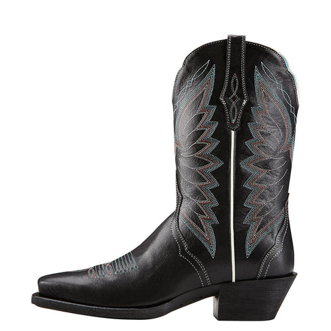 Ladies Ariat 10018571 Autry Old Black