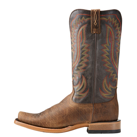 Men's Ariat 10021635 Smokey Palo Duro Square Toe