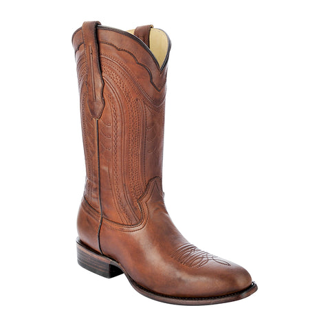 Men's Corral C3027 Cognac French Toe