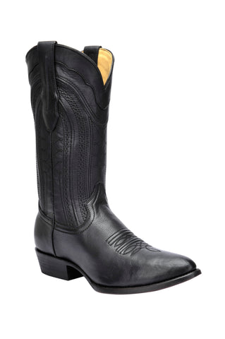 Men's Corral C3067 Black Western