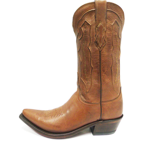 Ladies Lucchese M5004.S54 Tan Ranch Hand
