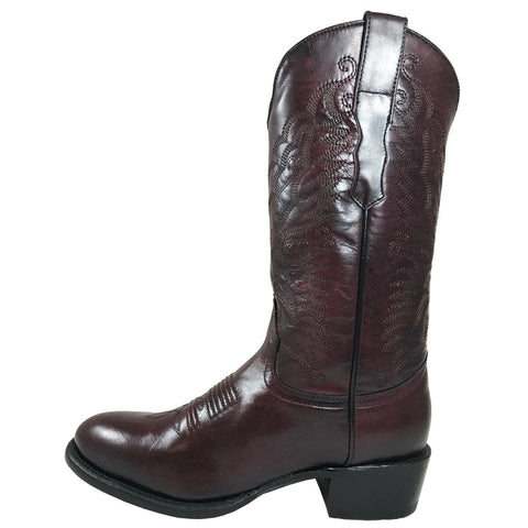 Men's Vaccari Black Cherry Ranch VC137