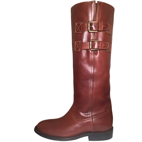 Ladies Lucchese M8502 Rust Paige