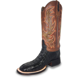 Ladies Lucchese M4947 Caiman Black