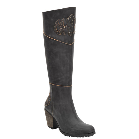 Ladies Corral Q0081 Tall Embroidered Boots